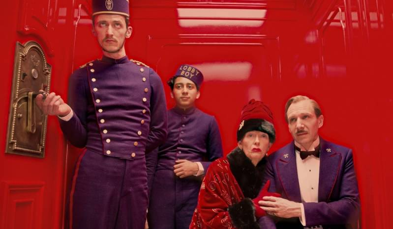 Still uit The Grand Budapest Hotel (c) 20th Century Fox