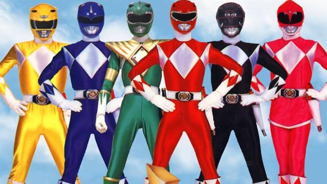 Power Rangers reboot uitgesteld