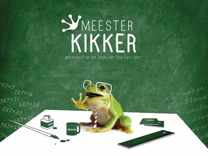 Cast bekend van Meester Kikker verfilming