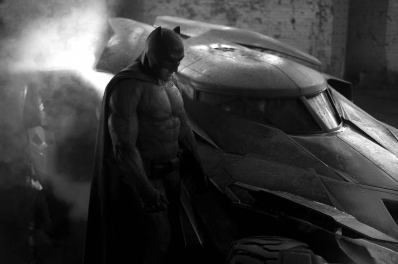 Ben Affleck werkt aan eigen Batman film
