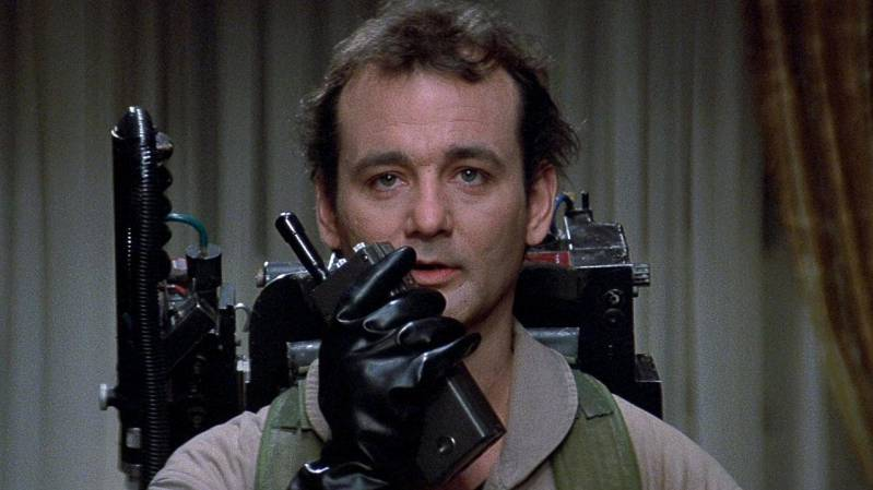 Bill Murray toch in Ghostbusters