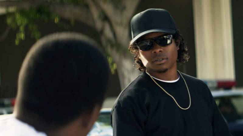 N.W.A. in Straight Outta Compton
