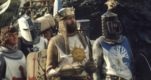 Monty Python naar Leiden Film Festival