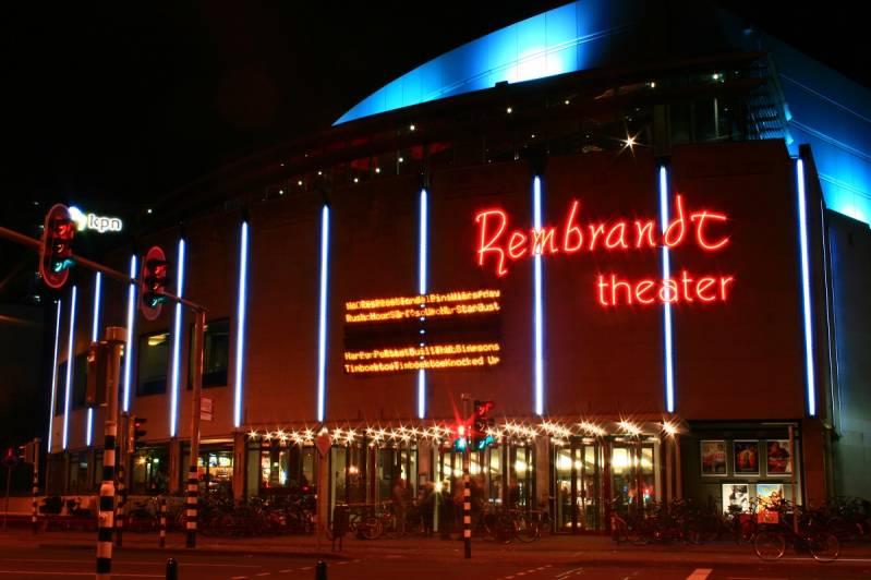 Nieuwe Pathe opent in Arnhem, Rembrandt heropent