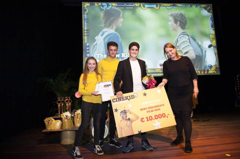 Cinekid maakt winnaars bekend