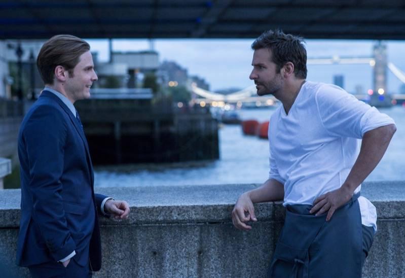 Daniel Bruhl en Bradley Cooper