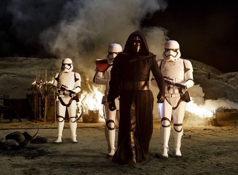 Star Wars: The Force Awakens, Lucasfilm 2015