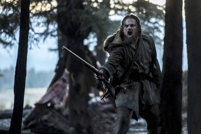 THE REVENANT     Copyright © 2015 Twentieth Century Fox Film Corporation. All rights reserved. THE REVENANT Motion Picture Copyright © 2015 Regency Entertainment (USA), Inc. and Monarchy Enterprises S