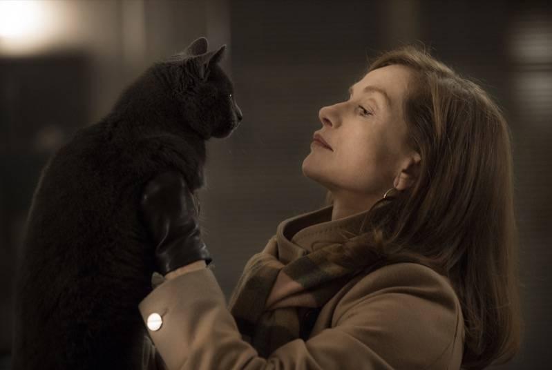Still uit Elle, de nieuwe film van Paul Verhoeven.