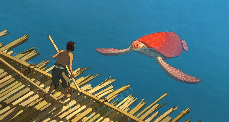 The Red Turtle recensie