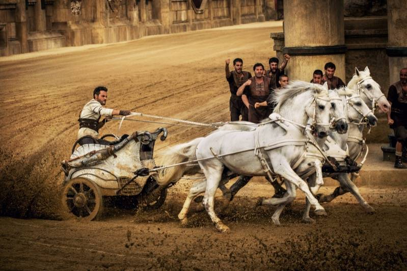 Ben-Hur still © 2016 Universal Pictures International