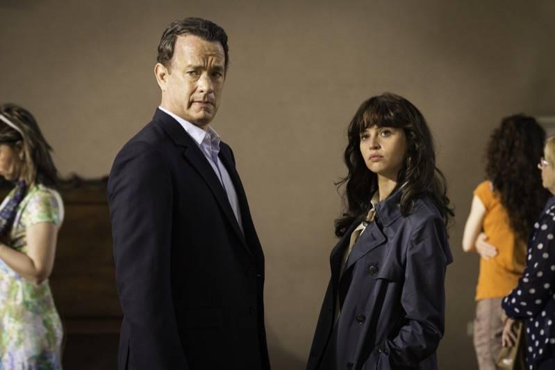 Tom Hanks and Felicity Jones star in Columbia PIctures'