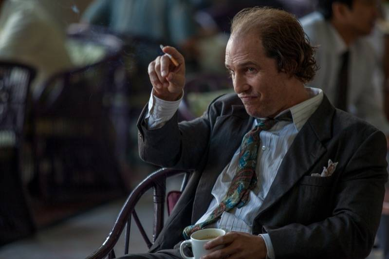Matthew McConaughey in Gold (c) The Searchers, artikel gaat verder onder de foto.