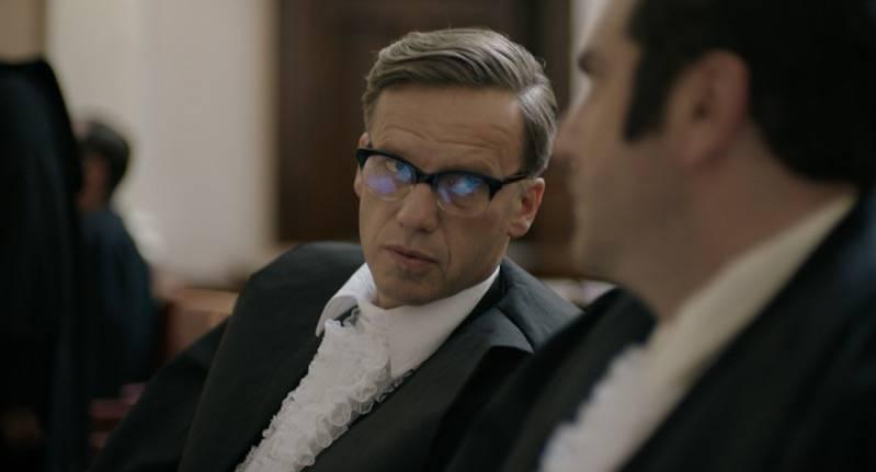 Peter Paul Muller in Bram Fischer (c) September Film
