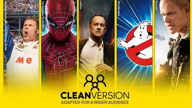 Sony gaat gekuiste versies van films aanbieden