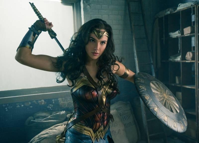 Gal Gadot als Wonder Woman (c) Warner Bros