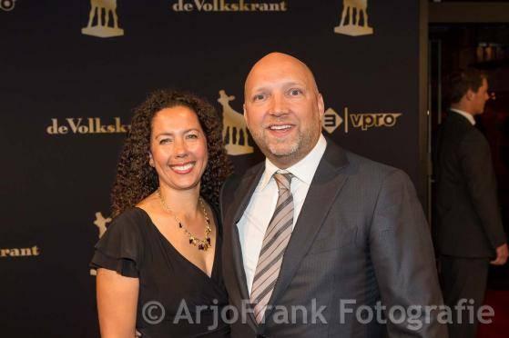 Ruben van der Meer met zijn vrouw Sally (c) Arjo Frank