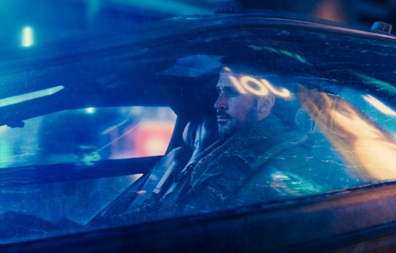 Ryan Gosling in Alcon Entertainment's sci fi thriller BLADE RUNNER 2049, Columbia Pictures, Warner Bros. Pictures.