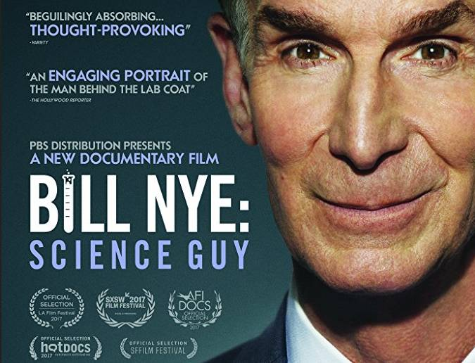 Bill Nye: Science Guy opent 3e InScience