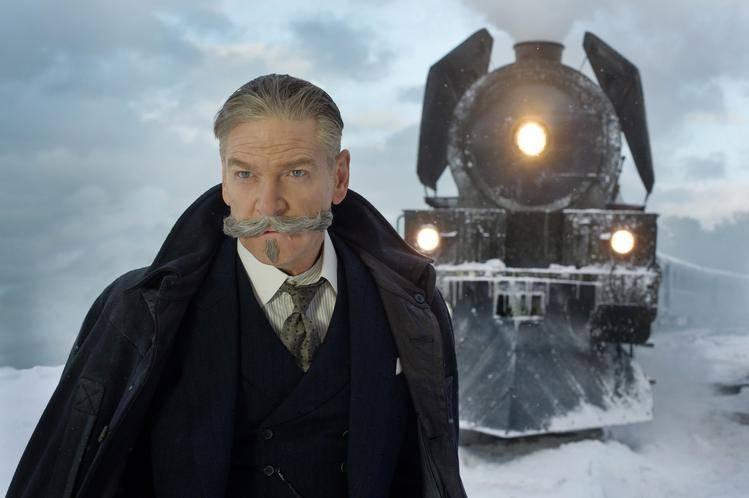 Kenneth Branagh als Hercule Poirot in 'Murder on the Orient Express'. © 2017 Twentieth Century Fox Film Corp.