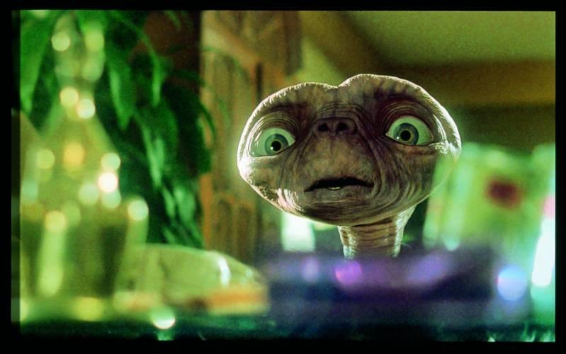 Klassieker E.T. tijdelijk weer in de bioscoop