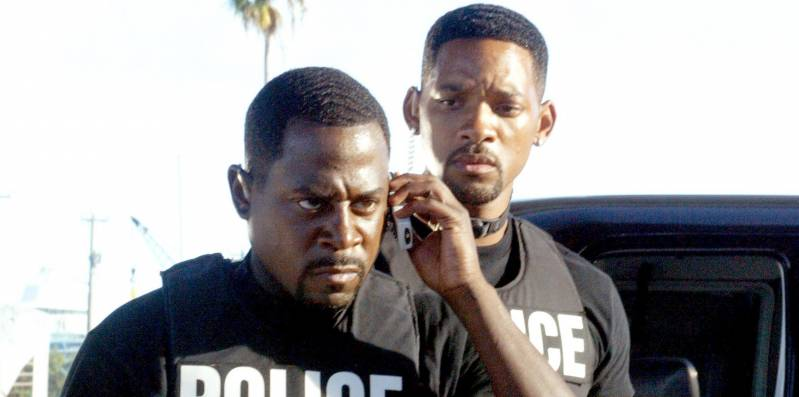 Martin Lawrence en Will Smith in Bad Boys II