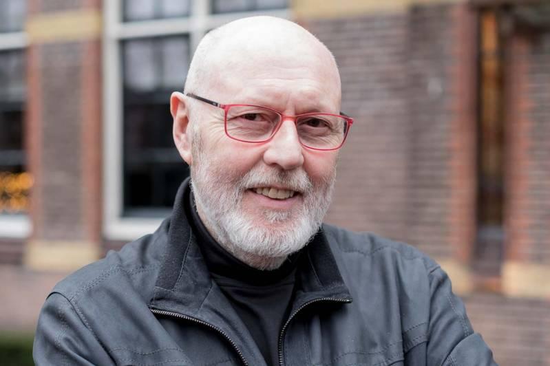 Ben Verbong. (c) Arjo Frank, 2018.