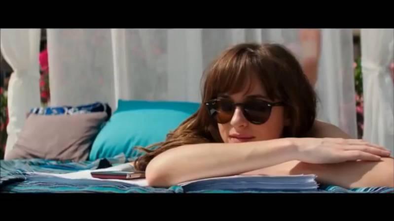 Dakota Johnson in 'Fifty Shades Freed'