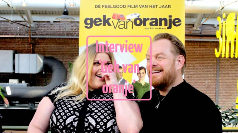Interview cast Gek van oranje