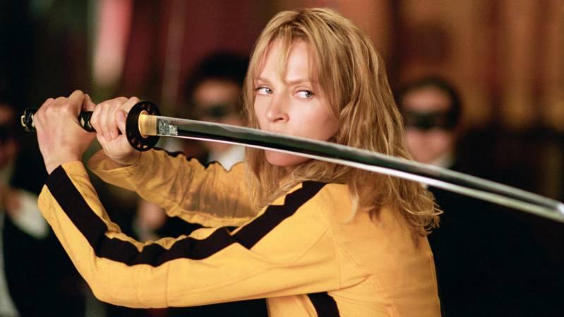 The Weinstein Company heeft vele films geproduceerd, waaronder Kill Bill (2003), waarin Uma Thurman de hoofdrol speelde.