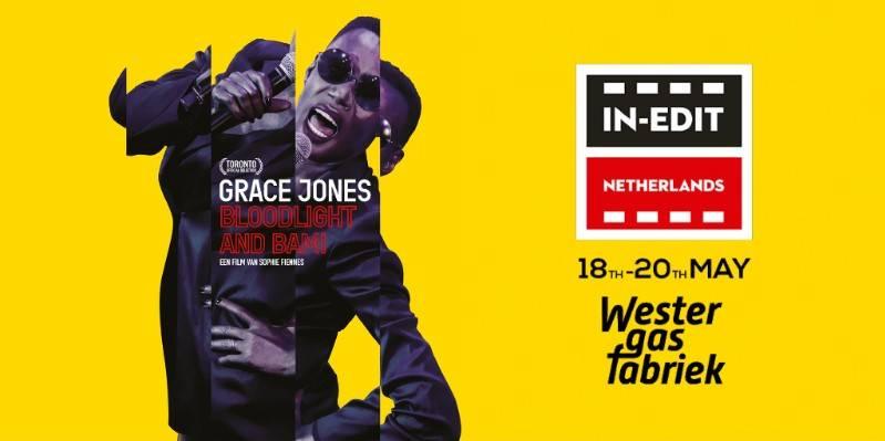 Docu Grace Jones opent nieuw festival