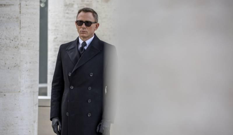 Daniel Craig in 'Spectre'.