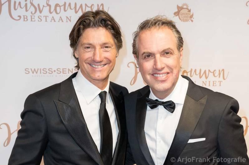 Richard Kemper, rechts naast Rick Engelkes. (c) Arjo Frank 2017