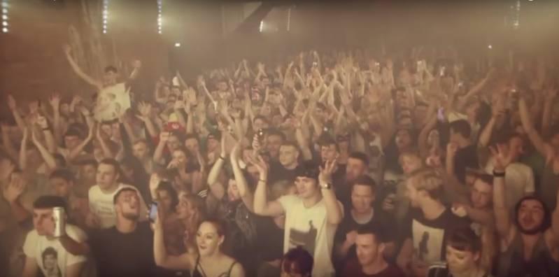 Beeld uit 'Manchester Keeps On Dancing' (c) 2017