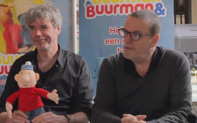 Siem van Leeuwen en Kees Prins zijn al sinds de jaren '80 de stemmen van Buurman & Buurman.