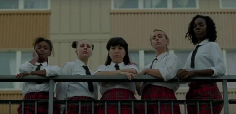 Filmstill uit 'Juck' (c) 2018