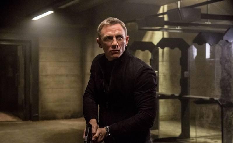 Daniel Craig in de laatste Bond-film 'Spectre' (c) 2015
