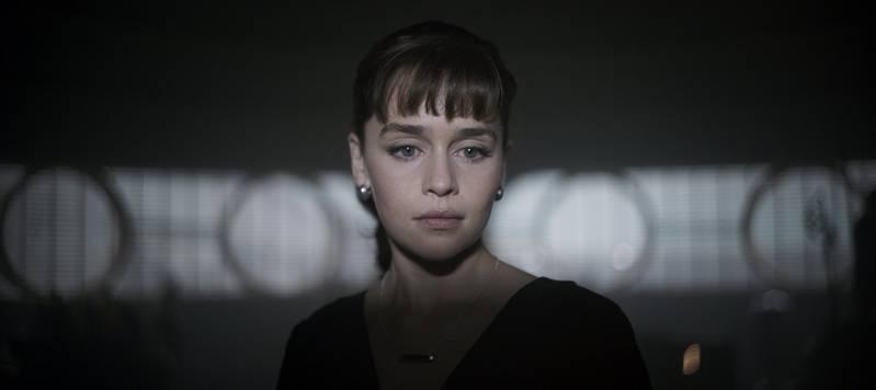 Emilia Clarke in 'Solo: A Star Wars Story' (c) 2018