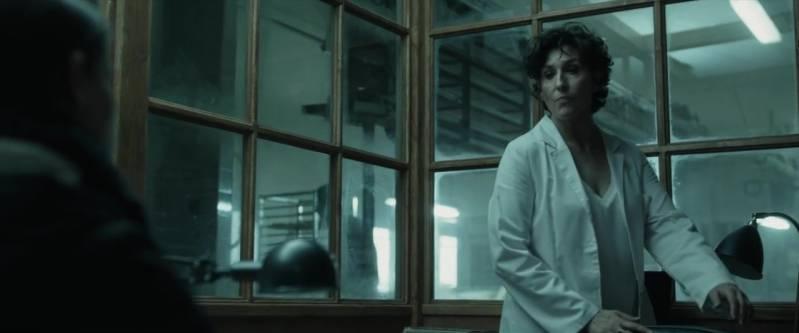Elvira Minguez in 'El guardián invisible' (2017)