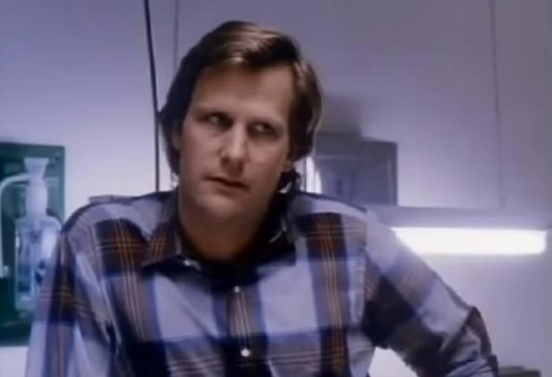 Jeff Daniels in 'Arachnophobia' (1990)