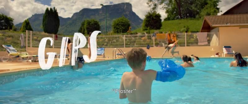 Filmbeeld uit de korte film Plaster (Gips) © 2018 ShortCutz/BiosAgenda.nl