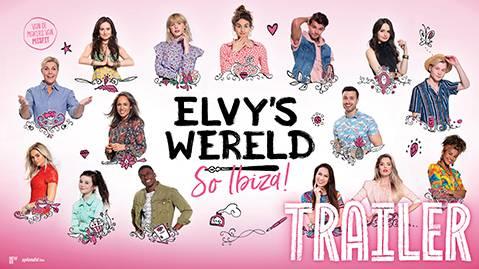 Release trailer Elvy's Wereld So Ibiza