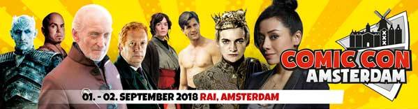 Derde Comic Con Amsterdam september