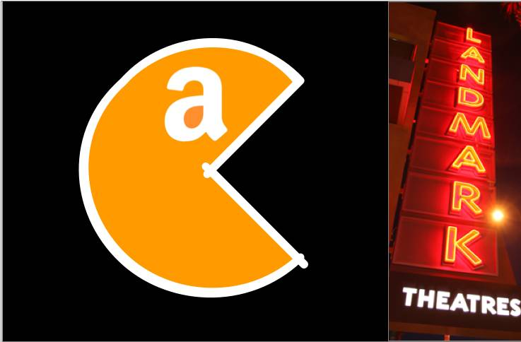Amazon is in de running om Landmark Theatres te kopen © 2018 BiosAgenda.nl
