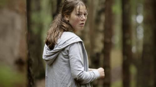Kaja (gespeeld door Andrea Berntzen)