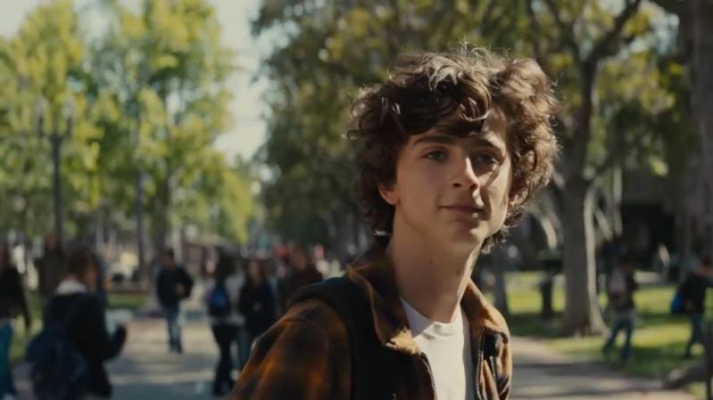 Timothée Chalamet als Nic in Beautiful Boy © 2018 September Film