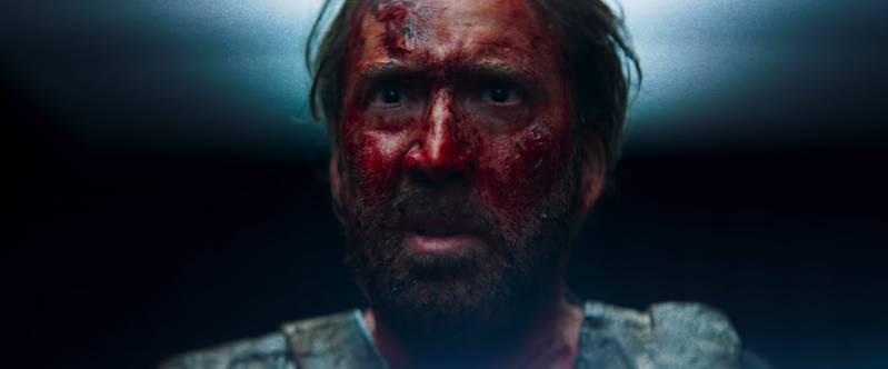 Nicolas Cage in Mandy © 2018