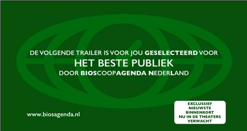 Variatie op eerste beeld van een Amerikaanse trailer © 2018 BiosAgenda.nl