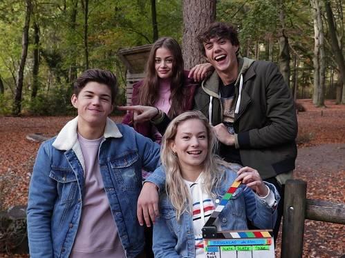 TV-serie Brugklas krijgt eigen bioscoopfilm