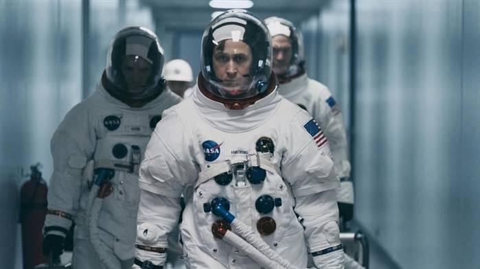 Ook de film First Man is te zien op LIFF © 2018